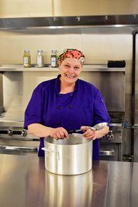Chef Heidi