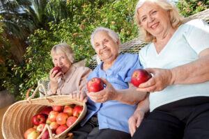 apple ladies